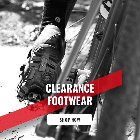 Bike footwear offers