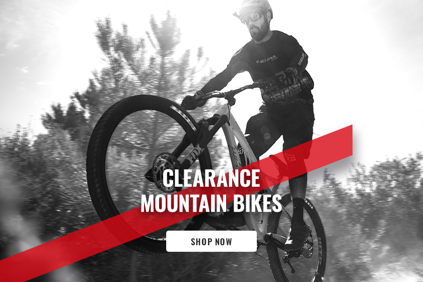 Offer Mountain Bikes