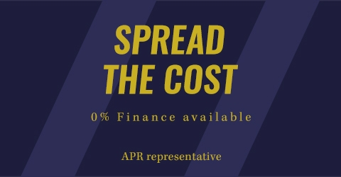 Spread the cost with Finance