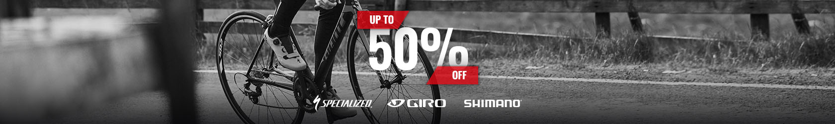 Up to 40% off Footwear at Cycle Surgery
