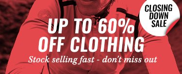 Up to 40% off Clothing at Cycle Surgery