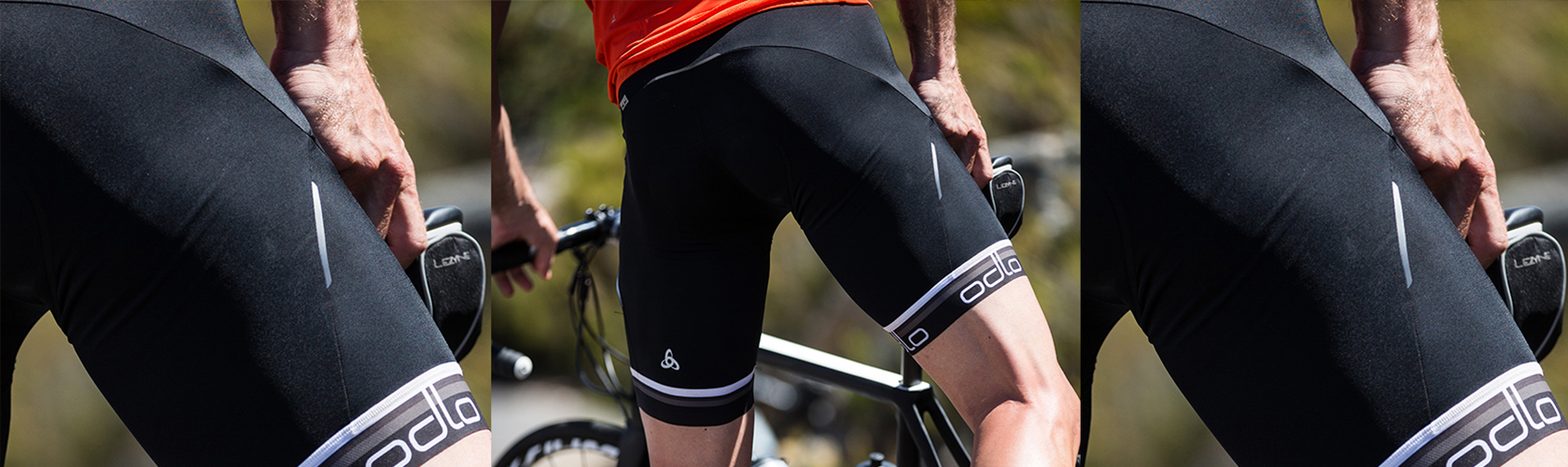 Odlo Kamikaze Cycling bibshorts