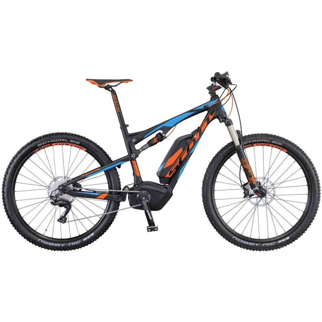 Mountain Bikes - Electric