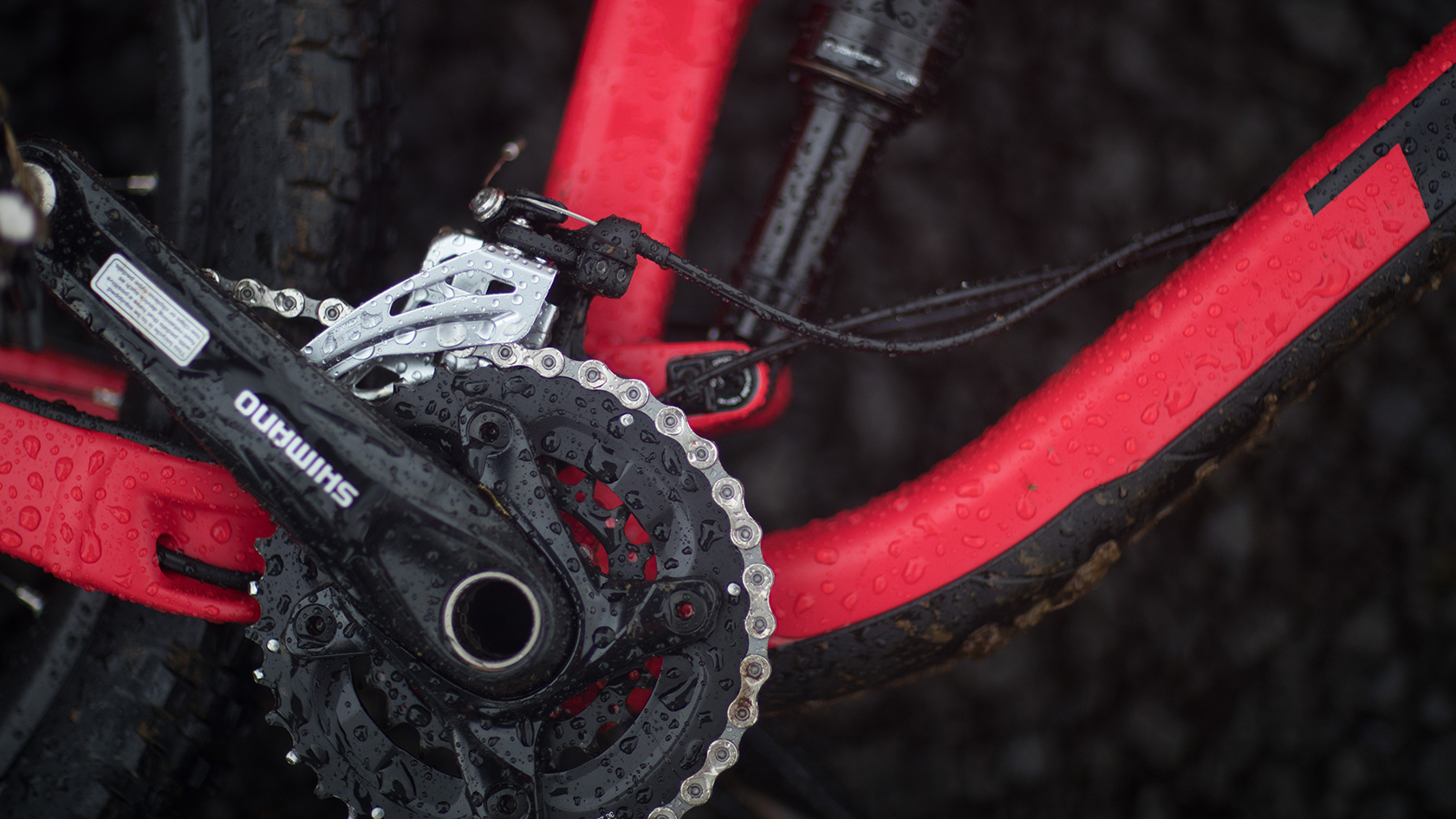 Bike parts explained: The chainset